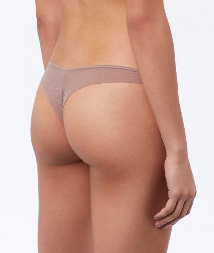 PURE FIT COLOR - TANGA