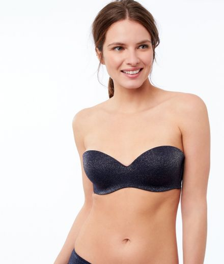 PURE FIT SHINY - PU BANDEAU