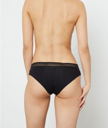 INVISIBLE Cotton shorty-6509908