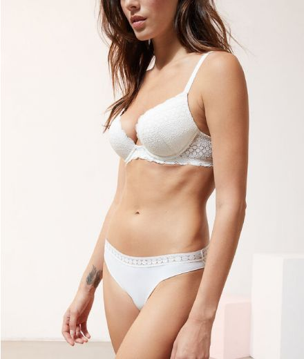 CHERIE CHERIE n°2 bra - plunge push-up