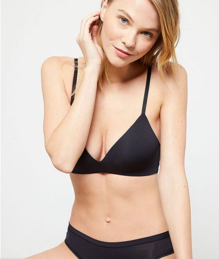 Non-Wired Thin Padding Bra