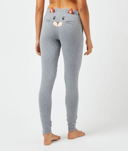 Squirrel Back Trousers
