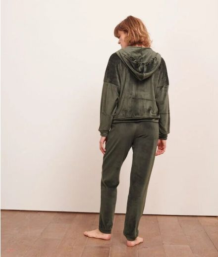 Lounge Trousers Green