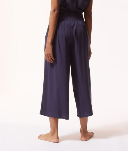 ADDY Tie cropped pants