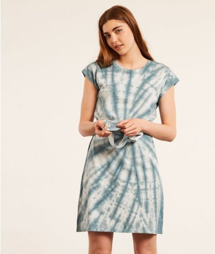 BASIL Tie and dye nightgown