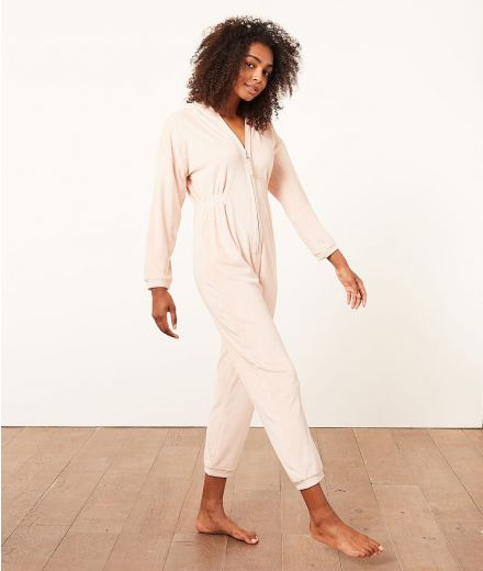 YES Long sleeve zipped jumpsuit
